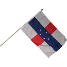 Netherlands Antilles flag 12  X 18 inches