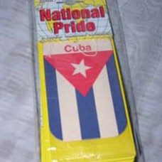 Cuba National Pride Air Freshner