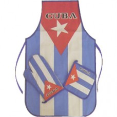 Cuba three piece Kitchen Set
