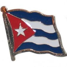 Cuba Lapel Pin