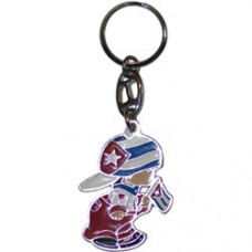 Cuba Large Boy key ring