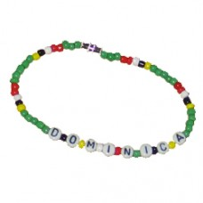 Dominica Beaded Bracelet