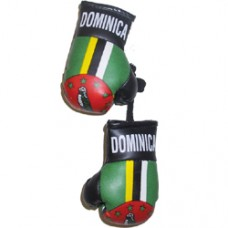 Dominica Mini Boxing Gloves