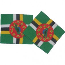 Dominica Wristband (Pair)