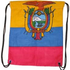 Ecuador back pack