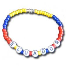 Ecuador Beaded Bracelet