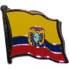 Ecuador Lapel Pin