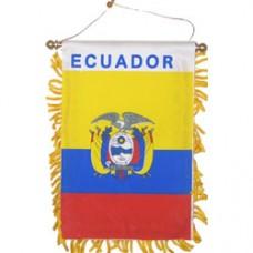 Ecuador Mini Banner