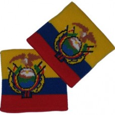 Ecuador Wristband (Pair)