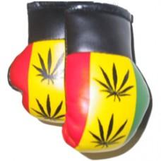 Ethiopia Canibus mini boxing gloves