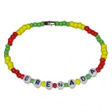 Grenada Beaded Bracelet