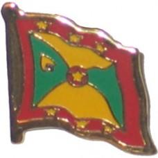 Grenada Lapel Pin