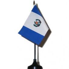 Guatemala 4 X 6 inch desk flag