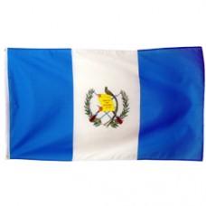 Guatemala 3 feet X 5 feet polyester flag