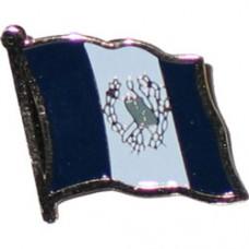 Guatemala Lapel Pin