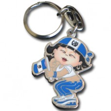 Guatemala Large Girl key ring
