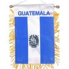 Guatemala Mini Banner