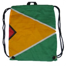 Guyana back pack