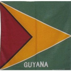Guyana 100% Cotton Bandana
