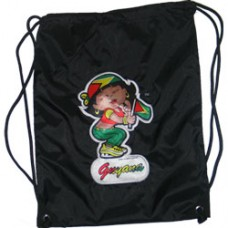 Guyana girl back pack