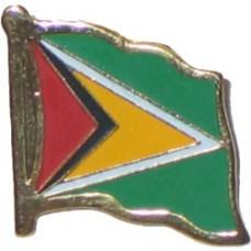 Guyana Lapel Pin