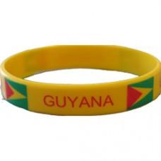 Guyana Silicon Bracelet