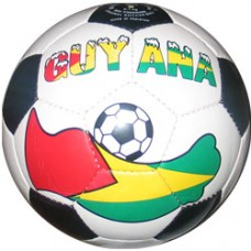 Guyana Soccer Ball