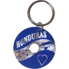 Honduras Circular key ring