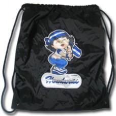Honduras girl back pack