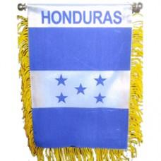 Honduras Mini Banner