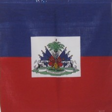 Haiti 100% Cotton Bandana