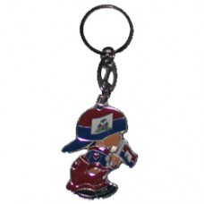 Haiti Large Boy key ring