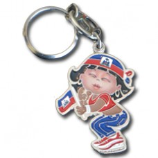Haiti Large Girl key ring