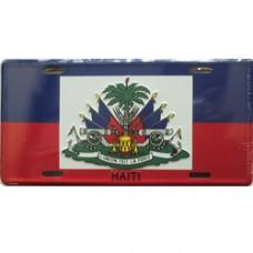 Haiti License Plate