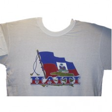 Inventory Clearance MEDIUM CHILD'S Haiti T-Shirt