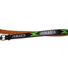 Jamaica Leather Belt