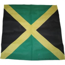 Jamaica 100% Cotton Bandana
