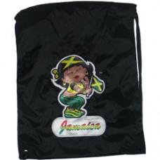 Jamaica girl back pack