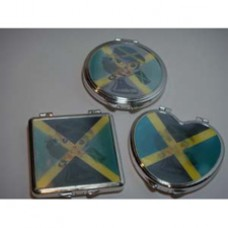 Jamaica Compact Mirror