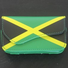 Jamaica Flag Cell Phone Holster