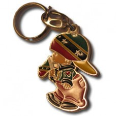 St. Kitts and Nevis Large Boy key ring