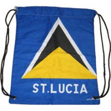 St. Lucia back pack
