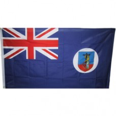 Montserrat 3 feet X 5 feet flag