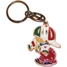 Mexico Large Boy key ring