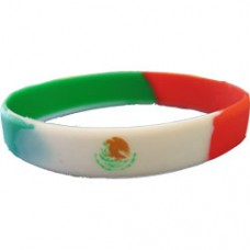 Mexico Silicon Bracelet
