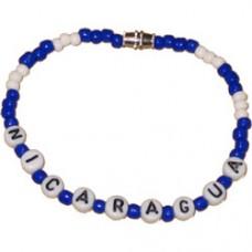 Nicaragua Beaded Bracelet