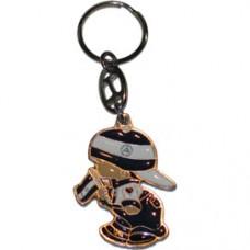 Nicaragua Large Boy key ring