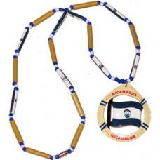 Nicaragua Beaded Necklace