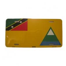 Nevis License Plate