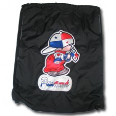 Panama flag boy back pack